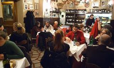 Guardian article trattorie in Rome