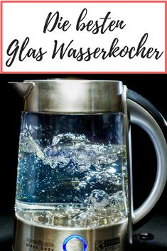 Wasserkocher ohne Plastik