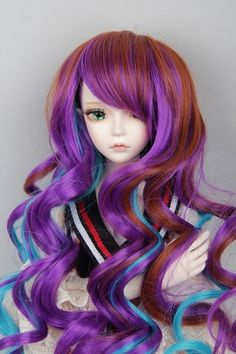 great wig colors
