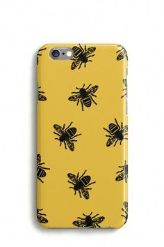 f6db5be0cb28 Bees #phone Case, iPhone, Samsung, Google Pixel, Yellow Phone Cases Samsung
