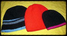 Basic Beanie All Sizes by NStitchesCrochet on Etsy, $10.00