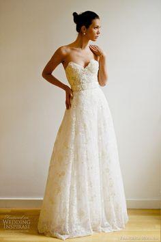 francesca miranda bridal spring 2013 rubie wedding dress