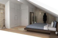 herinrichting splitsing slaapkamer