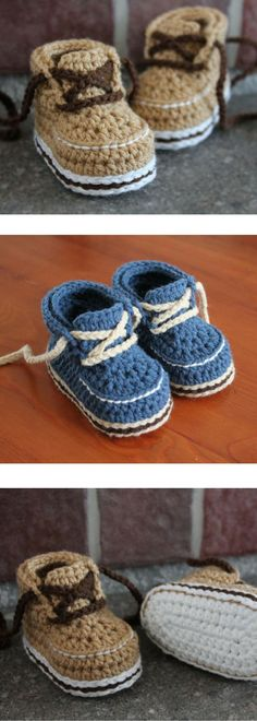 "Baby Boys Boots PDF Crochet Pattern ""Forrester Boot"" booties, crochet PATTERN ONLY, Pattern Available After Purchase #ad"