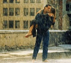 Raindrops Falling   Raindrops Keep Falling on My Head / kiss