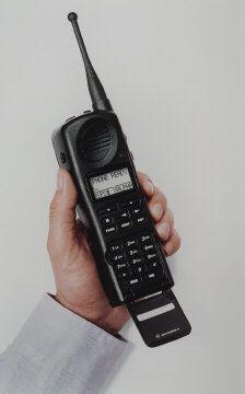 first motorola startac. in 1994 motorola introduced iden digital radio, the world\u0027s first commercial radio system that startac
