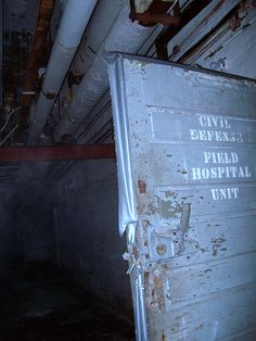 Abandoned Psychiatric Hospitals England | the tunnels at Norwich Psychiatric Hospital Norwich , Ct. Abandoned ...