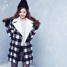 150917 MIXXO 2014 WINTER LOOK BOOK SNSD TTS Seohyun