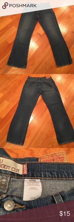 Levis Nouveau Boot Cut Jeans Levis nouveau boot cut jeans Levi's Jeans Boot Cut