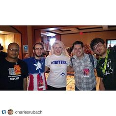 #Repost @charlesrubach with @repostapp.  #DragonCon #DiamondClub by thetayallyn