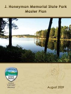 J. Honeyman Memorial State Park master plan, by the Oregon Parks and Recreation Department