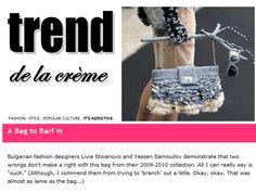 Trend delacreme juille 2009 Fashion Show couture by on aura tout vu. Haute Couture Fashion Week Paris