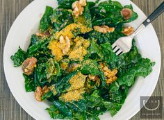 We've all had that terrible kale salad experience where it feels like the inside of your mouth is being assaulted by a giant tree. Here's how to avoid that.
