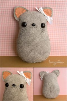 A Mouse called Madeleine by tinypom on DeviantArt