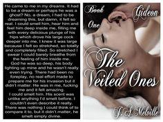 The Veiled Ones. Book 1. Gideon.