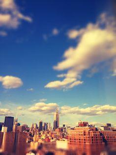 Skyline - new york city
