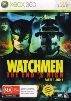 Watchmen The End is Nigh  Parts 1 and 2 Xbox 360 -- You can find more details by visiting the image link. Note:It is Affiliate Link to Amazon.
