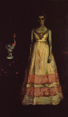 La Debutante, by Romaine Brooks
