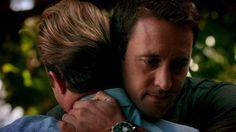 McDanno hugs. :-)