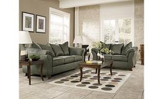 Broyhill Furniture Living Room Paint And Accent Walls On