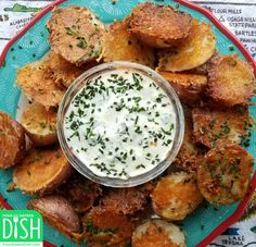 These Parmesan Crusted Potatoes are one of my favorites. The salty, crunchy crust on the tender potatoes is TO DIE FOR.
