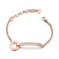 """Forever Love"" Bracelet - Express your everlasting love with this ""Forever Love"" bracelet. Metal Type: Stainless Steel."