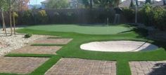 The Best Artificial Grass Landscaping in Orange County