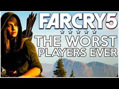 The WORST Players in the WORLD! - Far Cry 5 Funny Co-op Moments Welcome to Far Cry In this video me and Mike are starting a possible journey on the game, . Far Cry 5, Xbox One Pc, Gaming Merch, I Hope You, Crying, Social Media, In This Moment, Songs, World