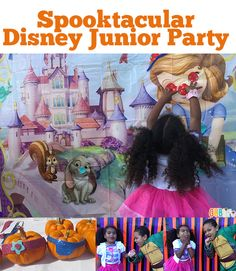 Spooktacular Disney Junior Kids Party #halloween #juniorcelebrates #collectivebias #shop