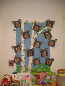 bear bulletin board