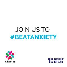 JOIN US TO #BEATANXIETY 100 People Will Win 1Hour Break v2.0 - Share & Win!