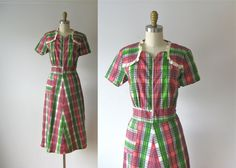 Hey, I found this really awesome Etsy listing at https://www.etsy.com/listing/226507266/vintage-1930s-dress-30s-dress-watermelon
