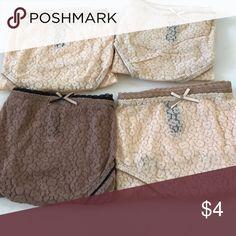 Parisa flesh colored lace undies Never worn Intimates & Sleepwear Panties