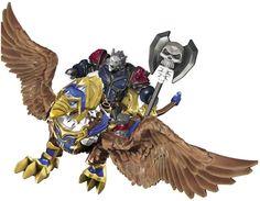 Mega Bloks World of Warcraft Swift Gryphon
