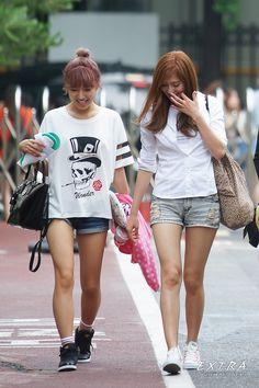 APink NamJoo and HaYoung