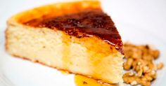 Quesada gallega or cottage cheese pie with thermomix - Thermomix Recipes Food N, Food And Drink, Sweet Recipes, Cake Recipes, Thermomix Desserts, Cheese Pies, Sweet Pastries, Cottage Cheese, Recipes