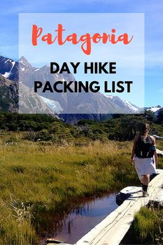 Patagonia is known for 4 seasons in one day weather and a day hike can turn sour quickly if you're not properly prepared. Don't take any chances! Check out our tried & tested Patagonia day hike packing checklist.