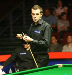 Mark Selby 'The Jester From Leicester' (Eng)