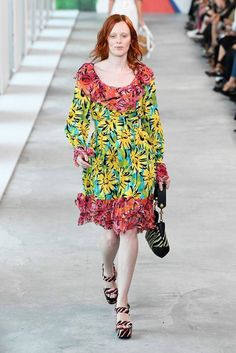 Michael Kors Collection Spring Summer 2019 Ready-To-Wear 7a6f0ea73ad