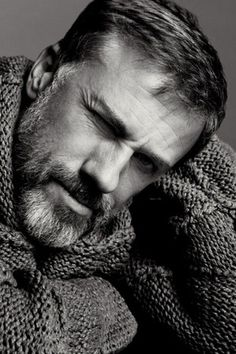 Christoph Waltz, the most handsome man ever.