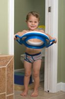 a whole list of resources for potty training children with special needs (ADD, Autism, blind, Deaf, CP, ect)