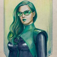 "comic-book-ladies: ""Abigail Brand by Dijana Granov "" Xmen Comics, Marvel Girls, Marvel Art, Comic Movies, Comic Books, Abigail Brand, Marvel Comic Character, Amazing Spider"