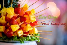 #weddingdecoration  Shree Durga Fruit Company!! Owing to our years of experience and in-depth knowledge of this domain, we are offering a qualitative range of Fruit Stall Counter to the esteemed clients.   Find More: http://weddingdirectory.truelymarry.com/vendor/ShreeDurgaFruit/home.html