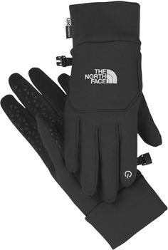 The North Face Women's Etip Gloves, Size: Large, Black