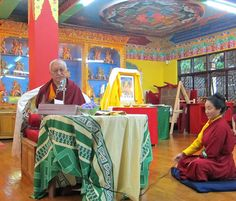 The Pure View Lama Zopa Rinpoche Offers Teachings and Advice at Tushita Meditation Centre http://pureview.dk/lama-zopa-rinpoche-offers-teachings-advice-tushita-meditation-centre/ Ven. Sarah Thresher shared this report from Tushita Meditation Centre in Dharamsala, India: On June 14, FPMT spiritual director Lama Zopa Rinpoche invited Rangjung Neljorma Khadro Namsel Drolma [Khadro-la] to attend the picnic at the end of a dual course [...]