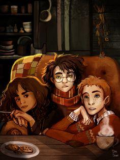 HP Trio by dasstark