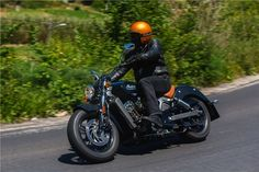 Victory Motorcycles - Victory Gunner - Test drives - Andar de Moto