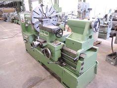 Leit- und Zugspindeldrehmaschine GEMINIS GE 870 x 1000