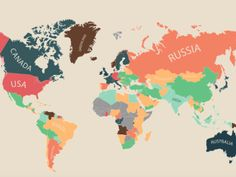 The cost of living everywhere in the world in a single, awesome infographic