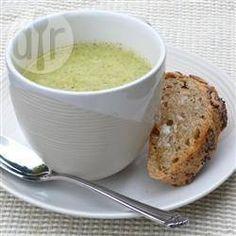 Beste broccoli-roomsoep @ allrecipes.nl